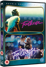 FOOTLOOSE (ORIGINAL) / FOOTLOOSE (2011) - DVD - REGION 2 UK