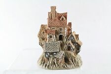 New DAVID WINTER Multi Color 1982 The House On Top Figurine