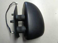 Außenspiegel links elektrisch schwarz unlackiert (defekt) Fiat Ducato 244 Bj.04