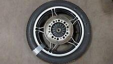 1982 Honda V45 Magna VF750 H1068. front wheel rim 18in with rotors