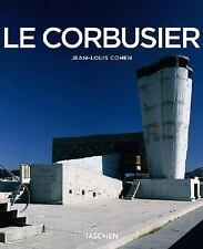 Le Corbusier, 1887-1965: The Lyricism of Architecture in the Machine A-ExLibrary