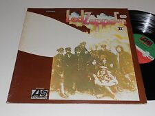 LED ZEPPELIN II NM Atlantic NO BAR CODE SD-19127 Jimmy Page Zepelin Robert Plant