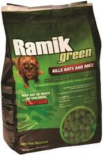 RAMIK 4 lb BAG NUGGETS RAT MICE RODENT BAIT POISON KILLER (4lb) 116339 (4 pound)