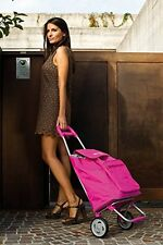 Gimi Argo Color Fuchsia Shopping trolley
