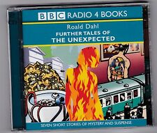 Roald Dahl - Further Tales of The Unexpected BBC Radio 4  AudioBooks 2 CDS