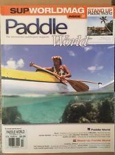 Paddle World (Stand Up Special SUP) kayak Vol 10 2014 FREE Priority! SHIPPING