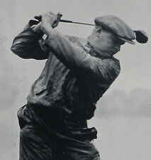 Golf Alfred Perry Unorthodox Champion 1936 Photo Article 8398