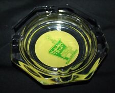 Holiday Inn Ashtray Vintage Collectible Hotels Glass