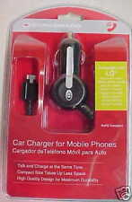 NEW! LG CAR CHARGER / Chocolate, Muziq, Rumor, Venus,