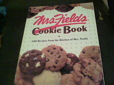 Mrs. Fields' Cookie Book : 100 Recipes from the Kitchen of Mrs. Fields by s30b