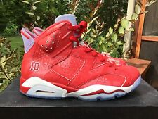 Air Jordan 6 Retro X Slam Dunk 717302 600 Size 8