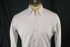 AUTH $345 Ermenegildo Zegna Men Classic Fit Shirt L