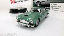 Aston Martin DB4 coupe New Supercars Diecast Model 1:43 Deagostini #2