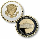 Vice Presidential Service Badge Challenge Coin White House VP Military Staff US