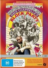 Dave Chappelle's Block Party (DVD, 2006) SPECIAL EDITION