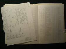 Peavey Q431F Equalizer Schematic Board Diagram Sheets