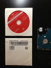 New Dell Recovery Restore Disc DVD Windows 8.1  Home/Pro 64BIT  OS w/ HD 0RGH4G