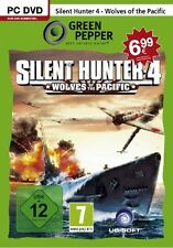 SILENT HUNTER 4 - WOLVES OF THE PACIFIC - Green Pepper - NEU & SOFORT