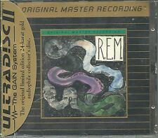 R.E.M Reckoning MFSL GOLD CD Neu OVP Sealed  UDCD 677 UII mit J-Card