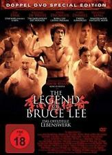 DVD The Legend of Bruce Lee - Doppel DVD Steelbox Edition / FSK ab 18 / NEU&OVP