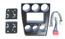 Mazda 6 Radio Stereo Car Install Double Din Mount Navigation Bezel Kit +Harness