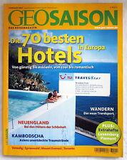 Zeitschrift (s) - GEO Saison Februar 2007