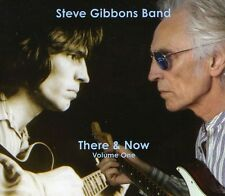 Vol. 1-There & Now - Steve Gibbons Band (2012, CD NIEUW)2 DISC SET