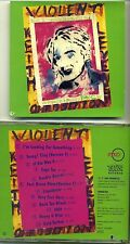 KEITH LEVENE - Violent Opposition 1989 TAANG! / Rykodisc - Public Image Ltd