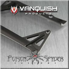 Vanquish Products POISON SPYDER  LED LIGHT BAR MOUNT BLACK SCX10 Axial VPS06780
