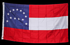 American Civil War Southern General Robert E. Lee Gettysburg Headquarters Flag