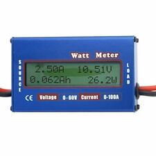 T16 100A 60V DC RC Heli Boat Airplane Battery Power Analyzer Watt Meter Balancer