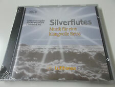 SILVERFLUTES VOL. 2 - 1991 LUFTHANSA FIRST CLASS CD ALBUM - NEU (B-WARE)