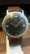 ENIKAR ULTRASONIC 21 JEWEL SWISS MADE VERY RARE VINTAGE WATCH