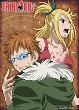 *NEW* Fairy Tail Lucy & Leo Wall Scroll