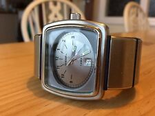 Vintage Diesel DZ 3005 Steel Watch Jumbo Very Rare !