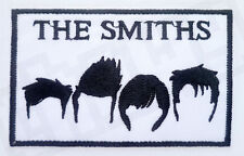 THE SMITHS Iron Sew On Patch Badge Music Bands Tshirt Transfer Applique Clothing