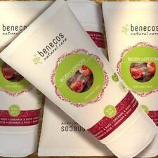 Benecos Doppel-Pack Body Lotion Granatapfel & Rose 2x150ml Naturkosmetik vegan