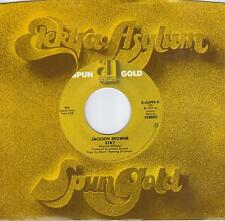 JACKSON BROWNE  Stay / Here Come Those Tears Again 45
