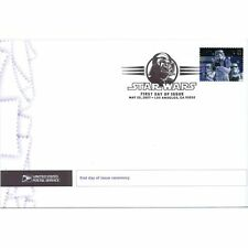 ESTADOS UNIDOS USA STAR WARS FDC SOBRE PRIMER DIA DARTH VADER 2007 TROPA