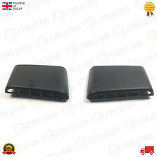 A PAIR OF REAR AIR VENT COVERS FORD TRANSIT MK4 MK5 1992-2000 7324432, 7324433