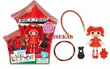 Mini Lalaloopsy Twist E Twirls 3 inch Doll and Pet #4 of Series 9 NEW