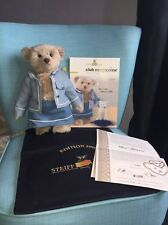 STEIFF BAGI LIMITED EDITION BEAR IN EXCELLENT CONDITION