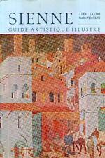 A30 Sienne guide artistique illustre Lusini Chierichetti