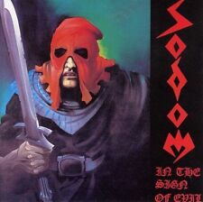 In the Sign of Evil/Obsessed by Cruelty by Sodom (CD, Aug-2005, SPV)