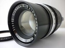 =EXC++= Olympus E.zuiko Auto-T 100mm f/3.5 Manual Lens  for Pen F FT from Japan