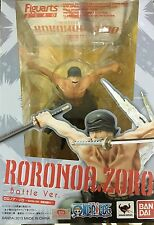 Bandai  Figuarts Zero One Piece Roronoa Zoro Battle Version Rengoku figure Japan