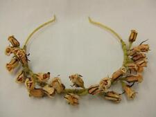 Autumn Rose Tiara / Headband ~ Wedding ~ Medieval ~ Woodland Fairy ~ #TT8
