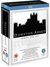 Downton Abbey . Complete Series Season 1 2 3 4 5 6 +Finale +Specials 22 Blu-ray