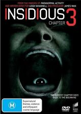 Insidious - Chapter 3 : NEW DVD