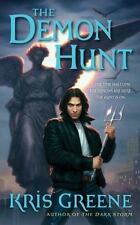 The Demon Hunt: A Dark Storm Novel-ExLibrary